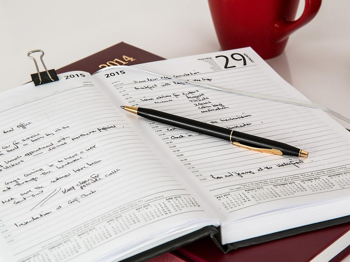 毎日記事を書くための習慣